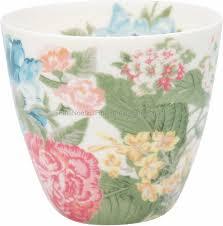 GreenGate Latte Cup Adele White