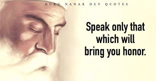 guru nanak dev ji quotes to help you understand the
