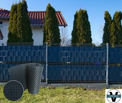 19cm Rattan Graphite Privacy Fence Balcony Panel Screen Tapes Fencing Screening In Prestbury Gloucestershire Gumtree