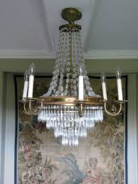 mid 20th cent french chandelier