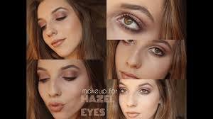 how to make hazel eyes pop ootd