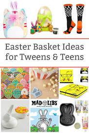 super fun easter basket ideas for tweens
