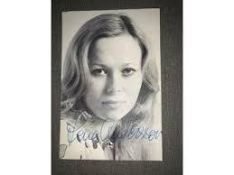 Lena Anderson. Musiker autograf på foto (398952119) ᐈ Köp på Tradera