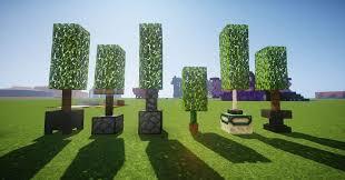 Quick Builds Ep 2 Plants Potted Indoor Plants Minecraft Amino