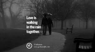 r tic quotes rainy day