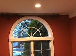 crown molding window treatment help