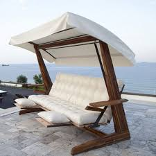 luna 2600 luxury garden swing chair a