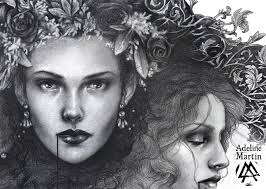 Adeline Martin / Illustration / Graphisme