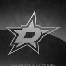 Dallas Stars Nhl Vinyl Decal Sticker 4 And Larger 30 Color Options Ebay