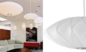 nelson bubble lamp crisscross saucer