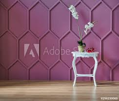 modern room wallpaper claret red wall