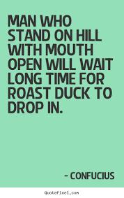 roast duck image quotes quotesgram