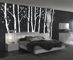 Black And White Leaf Wall Decals Paris Mural Office Art Animal Baby Ocean Vamosrayos