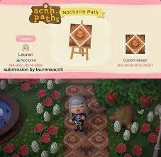 Animal Crossing Patterns On Instagram Submission By Laurenxacnh I Love A Good Spooky Pat In 2020 New Animal Crossing Animal Crossing Animal Crossing Wild World