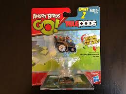 NIP Angry Birds Go! Telepods Kart Series 2 BLUE BIRDS Blues Jay ...
