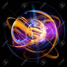 Resultado de imagen de Representación en 3D de la primera colisión en ATLAS. Más imágenes en ATLAS event displays.