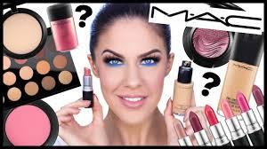 mac must haves best mac makeup