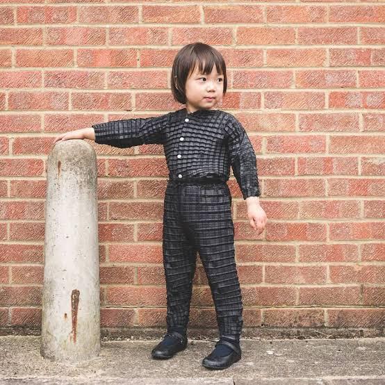 ropa plegable para niños