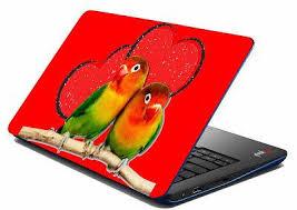 Love Bird Laptop Mac Decal Sticker Vinyl Sk