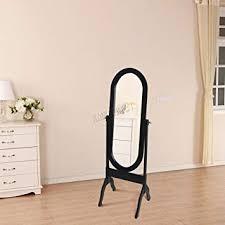 dressing mirror floor free standing