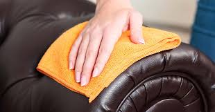 remove a water stain from a couch