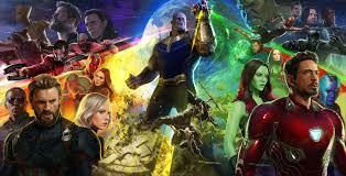 marvel infinity war hd wallpaper