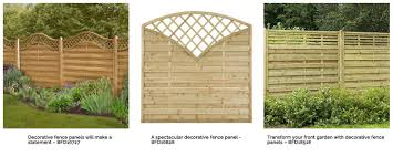 How To Choose Wooden Fence Panels For A Front Garden