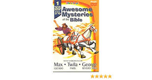 Amazon.com: Awesome Mysteries of the Bible - Max Lucado, Twila Paris,  George Beverly Shea: Movies & TV