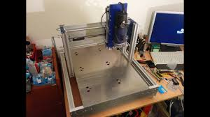 homemade diy cnc project you