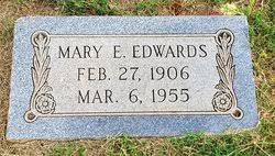 Mary Elizabeth Townsend Edwards (1906-1955) - Find A Grave Memorial