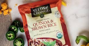 change organic quinoa brown rice