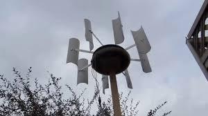 homemade vertical axis wind turbine