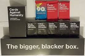 cards against humanity plete set