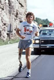 Globe editorial: Terry Fox inspired Canadians 40 years ago. His message is  more important than ever - The Globe and Mail
