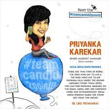 "Candid Marketing on Twitter: ""Meet Captain Priyanka Karekar!  #TeamCandid2point0… """
