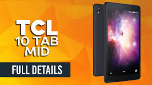 TCL 10 TabMid - YouTube