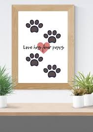 Love Has Four Paws Etsy