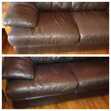 cleaning leather couches