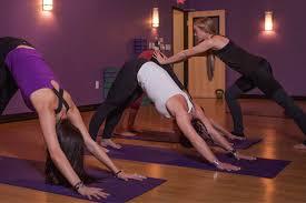 yoga instructor body heat