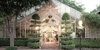 the conservatory garden wedding venue