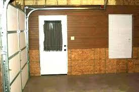 corrugated metal interior walls wall