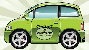 5 Facts About Car Stickers That Will Impress Your Friends Best Of Signs Blogs For Banners Printing Tips Services