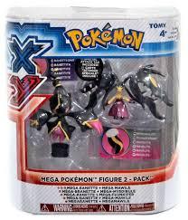 Pokemon XY Mega Banette Mega Mawile Figure 2-Pack Tomy - ToyWiz