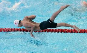 process of being an elite swimmer