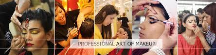professional makeup academy in delhi