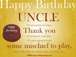 birthday wishes for uncle greetings com