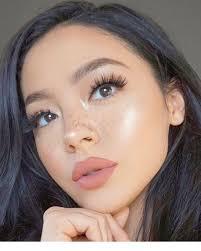 dark eye makeup for brown eyes and