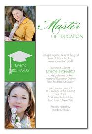 masters degree graduation