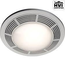 change a nutone bathroom fan light