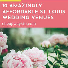 st louis missouri wedding venues